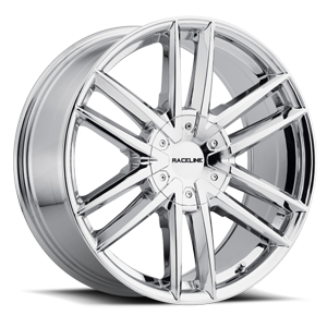 Raceline Wheels 158 Impulse 6 Chrome