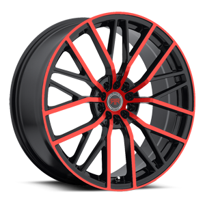 Revolution Racing R7 5 Black/Red