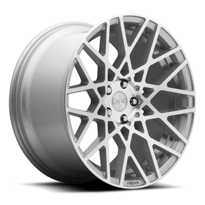 Rotiform BLQ 5 Silver & Machined