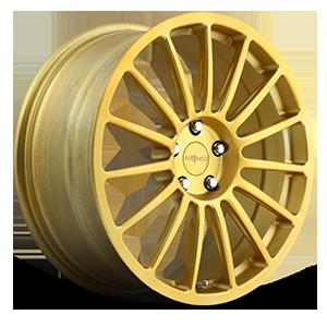 Rotiform DUS 5 Matte Gold