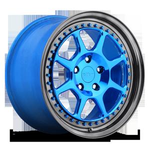 Rotiform SLC 5 Candy Blue Over Polish