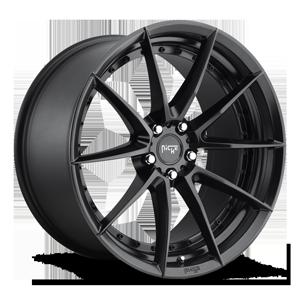 Niche Sport Series Sector - M196 5 Satin Black