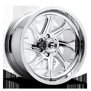 Fuel 1-Piece Wheels Seeker - D677 6 Chrome
