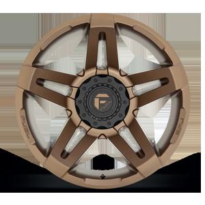 SFJ - D765 Matte Bronze 6 lug