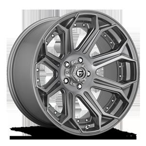 Siege - D705 Platinum 5 lug