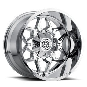 SC-16 Chrome 6 lug