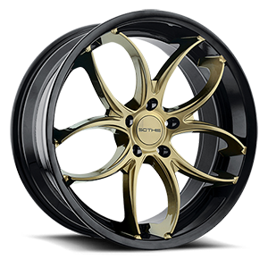 Sothis SC103 5 Gloss Black with Bronze Face