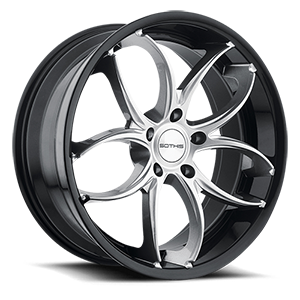 Sothis SC103 5 Gloss Black with Silver Face