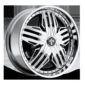 DUB Spinners Stuntin - S783 5 Chrome