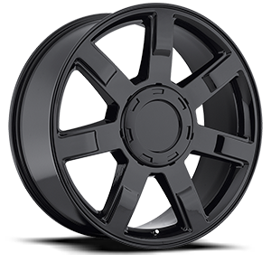 Factory Reproductions Style 36 6 Gloss Black