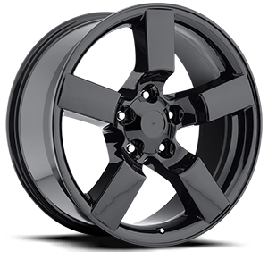 Factory Reproductions Style 50 5 Gloss Black