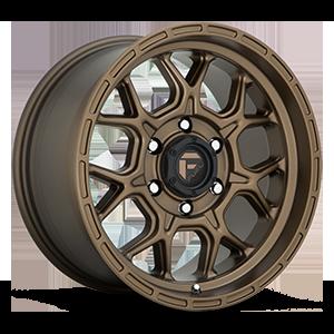 Tech - D671 Bronze 6 lug