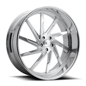 US Mags Thrasher - Precision Series 5 Brushed w/ Polished Lip