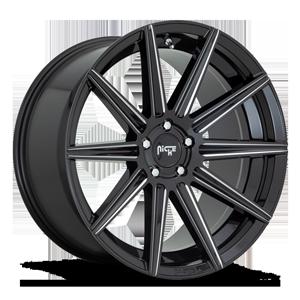 Niche Sport Series Tifosi - M243 5 Gloss Black & Milled