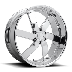 Torque 6 - Precision Series Polished 6 lug