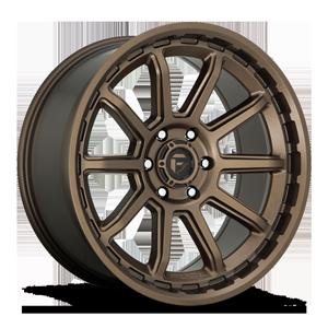 Fuel 1-Piece Wheels Torque - D690 6 Bronze