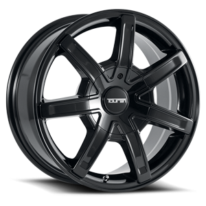 Touren Wheels TR65 5 Black