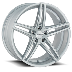 Touren Wheels TR73 5 Silver with Milled Spoke