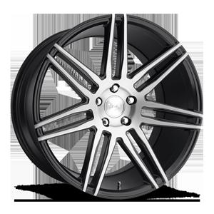 Niche Sport Series Trento - M178 5 Brushed / Gloss Black