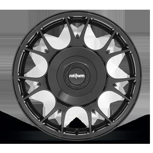 TUF-R Gloss Black 5 lug