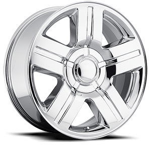 Factory Reproductions Style 37 6 Chrome