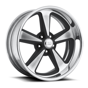 Bandit - US304 Black Machined 5 lug
