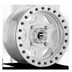 Fuel UTV Wheels FF69 - Beadlock 4 Raw