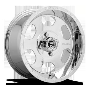 Fuel UTV Wheels FF69 - UTV 4 Polished