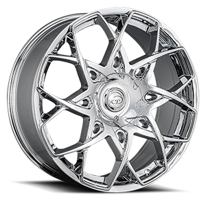 Merlin Chrome 5 lug