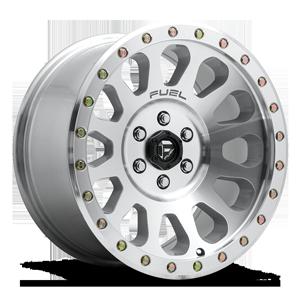 Fuel 1-Piece Wheels Vector - D647 6 Machined