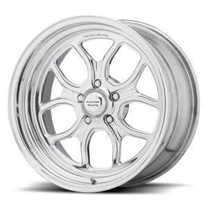 VF201 Polished 5 lug
