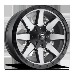Fuel 1-Piece Wheels Wildcat - D599 5 Anthracite