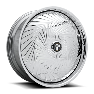 DUB Spinners Wooze - S825 5 Polished