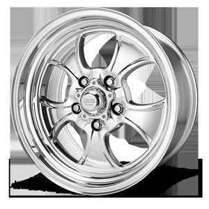 American Racing Custom Wheels VN450 Hopster 5 Two-Piece Chrome