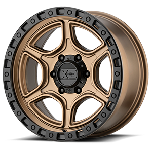 XD Wheels XD139 Portal 6 Bronze