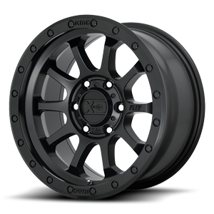 XD Wheels XD143 RG3 6 Satin Black