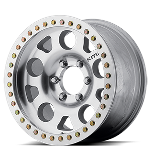 XD Wheels XD222 Enduro Beadlock 6 Machined