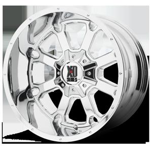XD Wheels XD825 Buck 25 8 Chrome