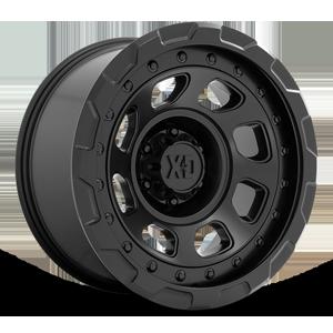 XD Wheels XD861 STORM 6 Satin Black