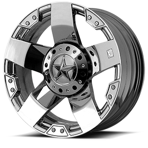 XD Wheels XD775 Rockstar 6 Chrome