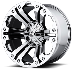 XD Wheels XD778 Monster 6 Chrome