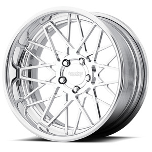 VF502 Cross Up Polished 5 lug