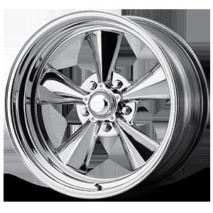 American Racing Custom Wheels VN409 TTO 2 Piece 5 Two-Piece Polished
