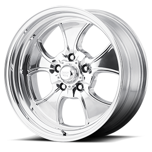 VN450 Hopster Two-Piece Polished 5 lug