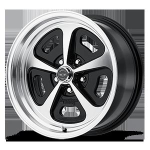 American Racing Custom Wheels VN501 500 Mono Cast 5 Gloss Black Machined