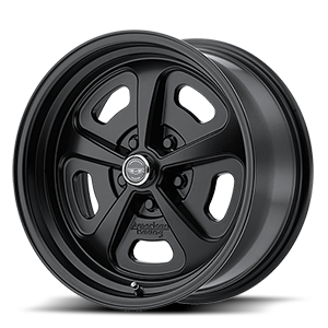 VN501 500 Mono Cast Satin Black 5 lug