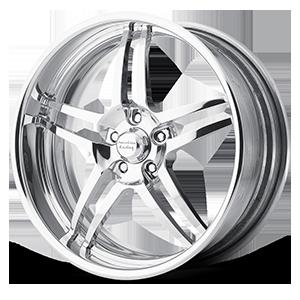 American Racing Custom Wheels VF481 5 Full Polish