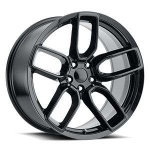 Factory Reproductions Style 74 5 Gloss Black