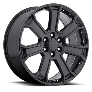 Factory Reproductions Style 49 6 Gloss Black