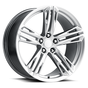 Factory Reproductions Style 35 5 Hyper Silver